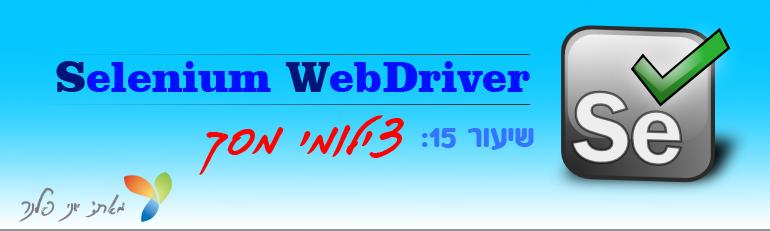WebdriverCourse15
