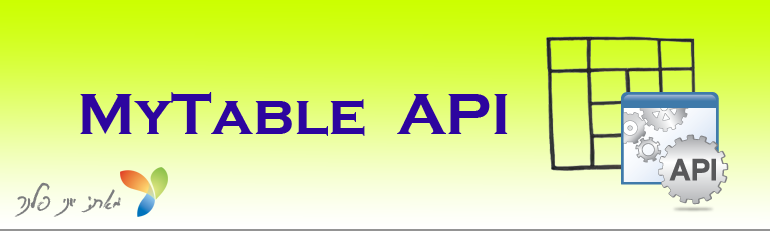 MyTableAPItitle