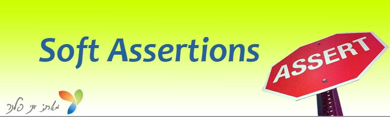 SoftAssertions